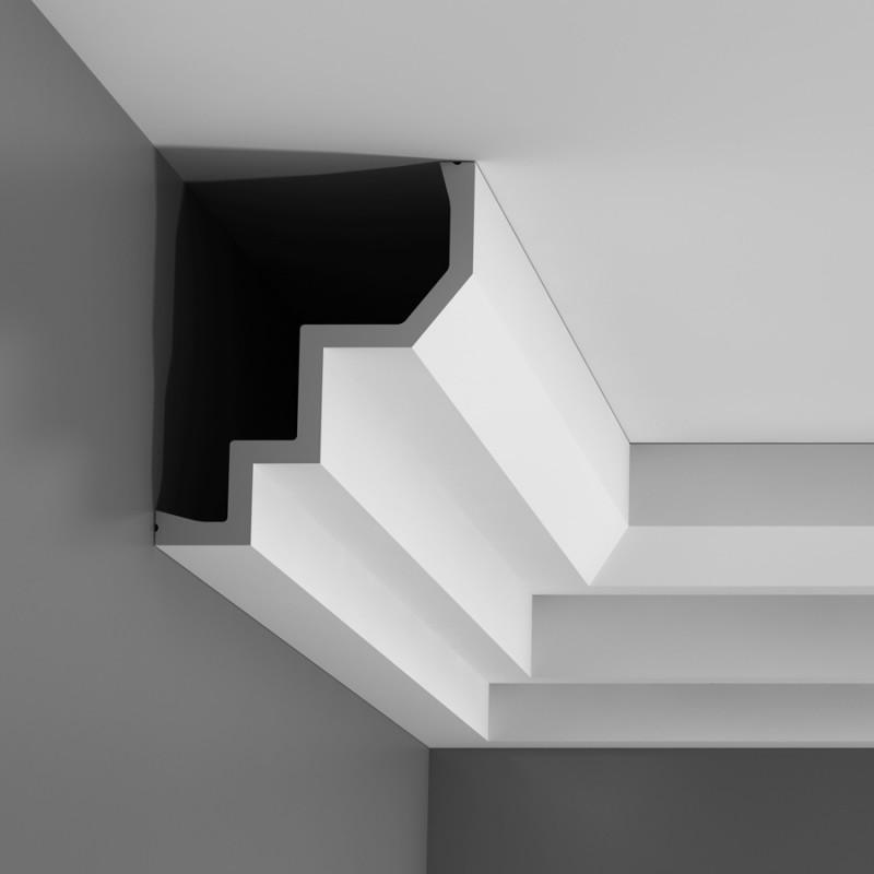 Cornice c300 modern - Decoration plafond polystyrene ...